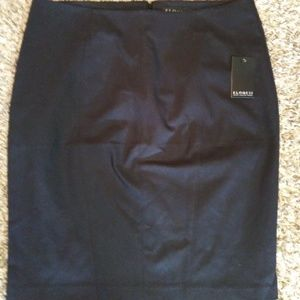 Eloquii black dress skirt size 14